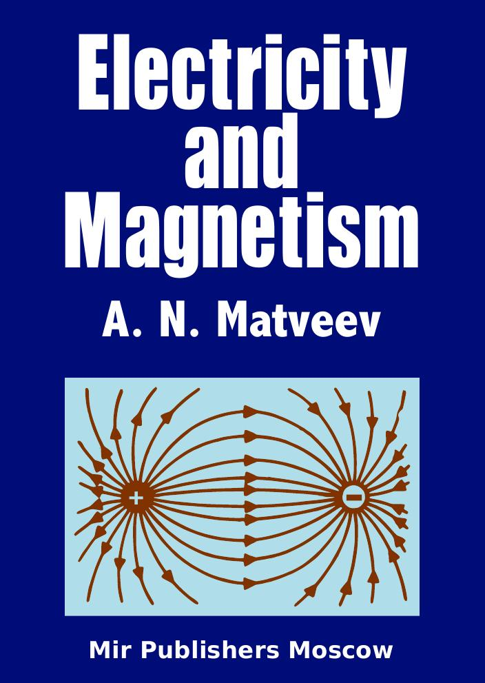 Basic Laws Of Electromagnetism Irodov Pdf