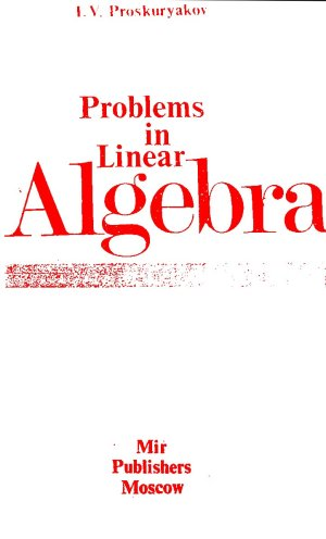 problems-in-linear-algebra-porskuryakov