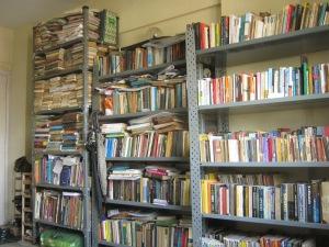 D's Bookshelves