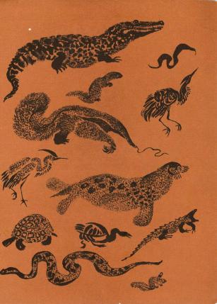 pustakam_ninda_janthuvule - A BOOK OF BEASTS - V. MAYAKOVSKY_0001