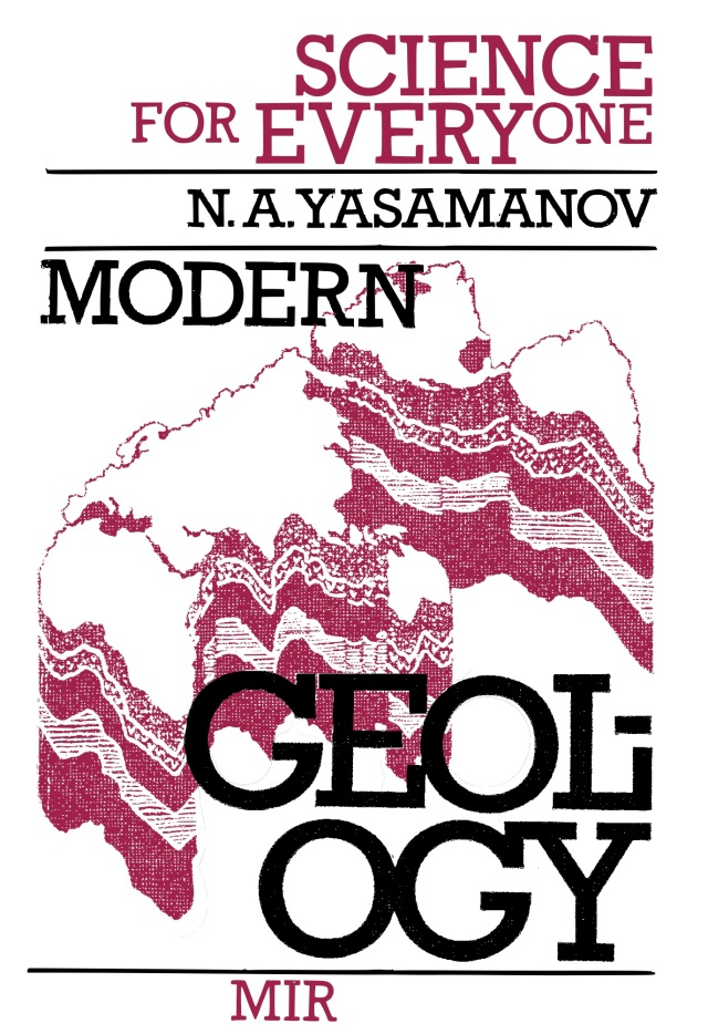 Yasmanov - Modern Geology - Science for Everyone - Mirfc copy